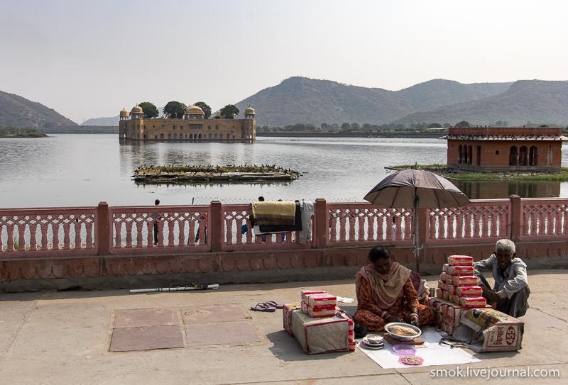 """Джайпур - """"розовый город"""" и дворцы -"""
