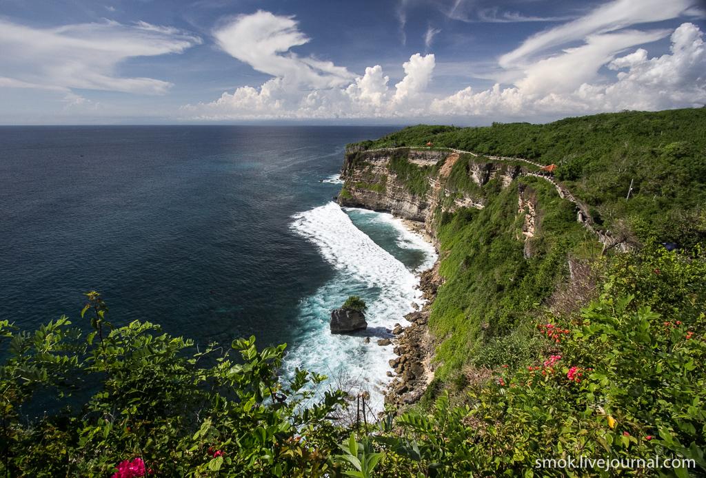 Бали, Нуса Дуа, юг острова -